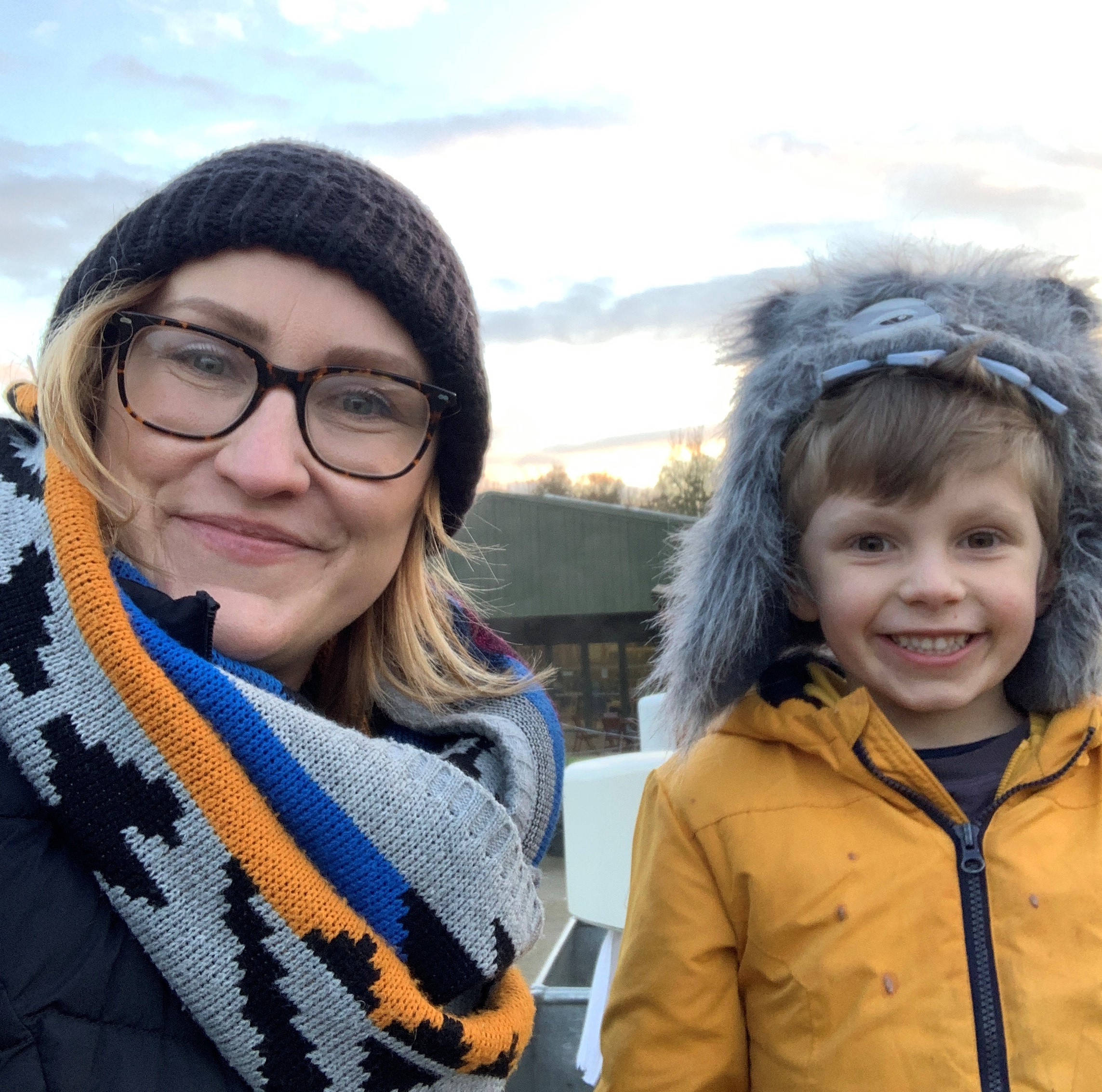 How I make it work… Single mum Kirsten and six year old Louie
