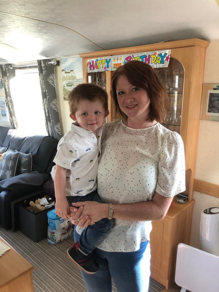 How I make it work… with single mum Leigh