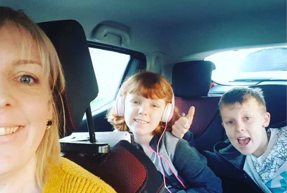 How I make it work… with single mum of two Sarah