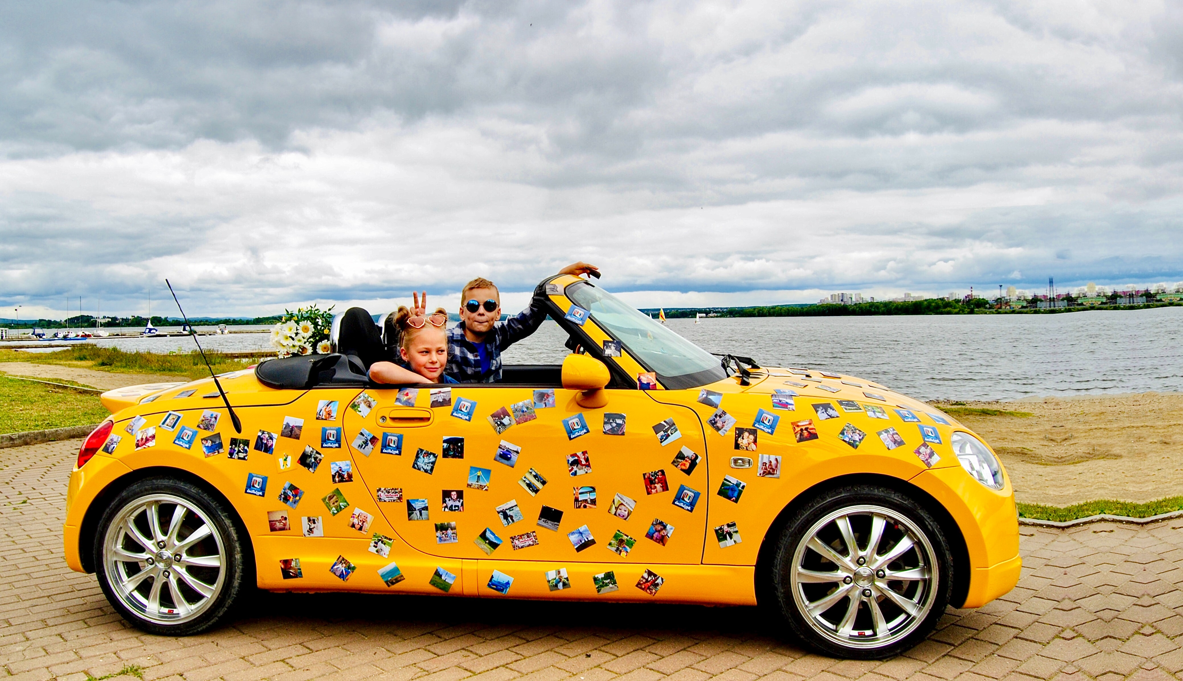 How to manage long car journeys with kids