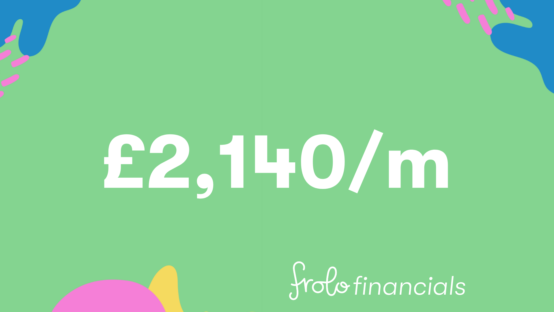 Frolo Financials: Co-parenting mum working part-time